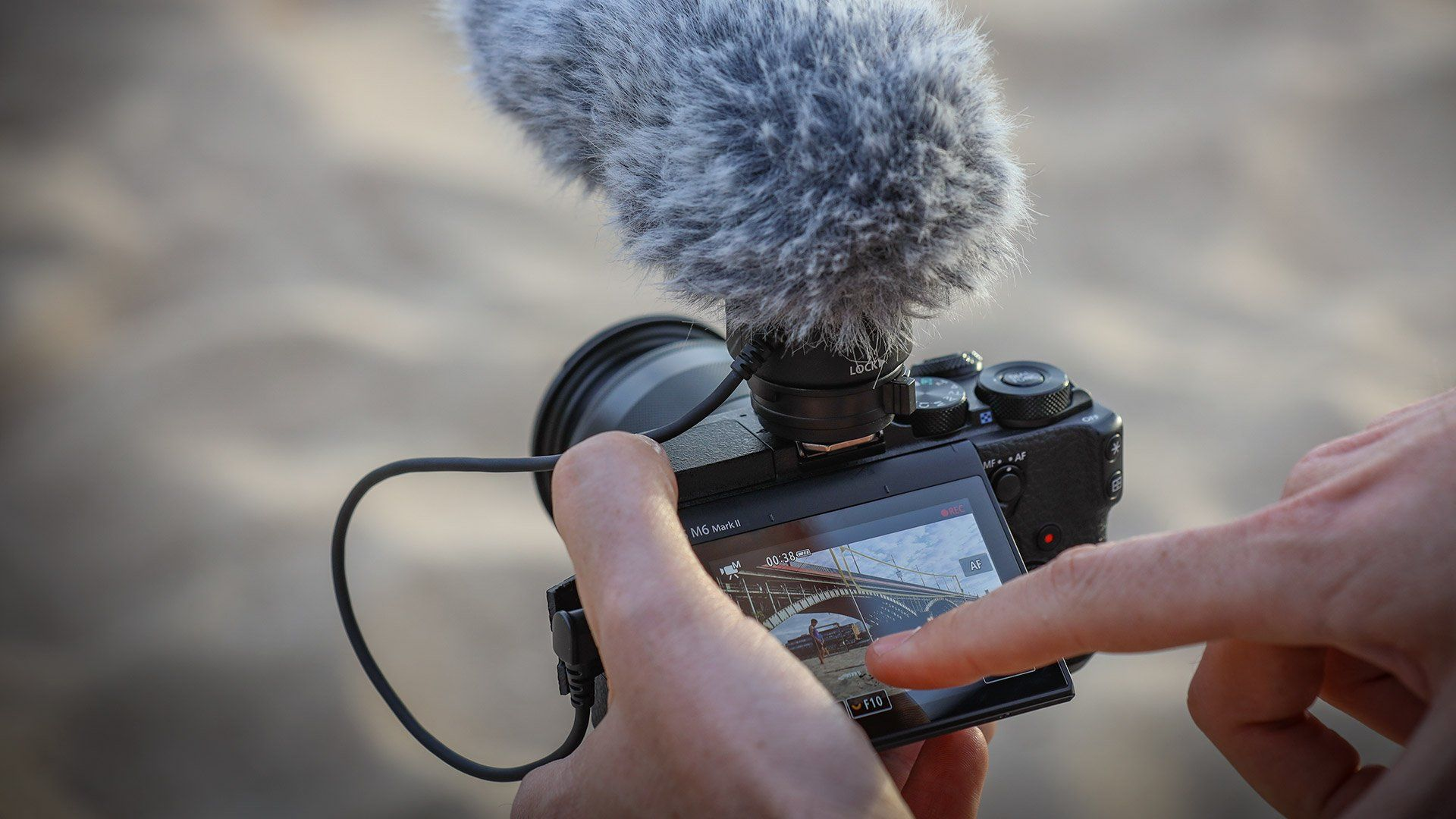 Capture compelling video